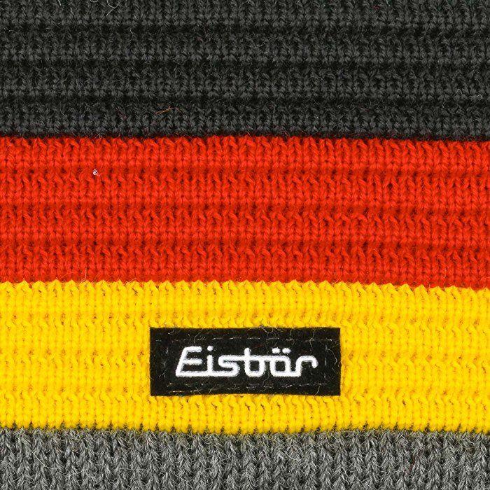Eisbar Deutschland Stirnband Headband Ohrenschutzer Ohrenwarmer