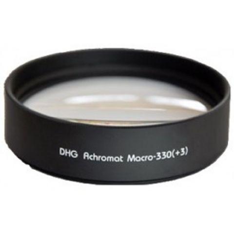 Marumi Macro Achro 330  3 Filter DHG 62 mm  Het Marumi Macro Achro 330  3 Filter DHG 62 mm is gemaakt van gehard glas en voorzien van een meervoudige coating. Dit maakt de lens vocht- kras- en vuilbestendig.De macro achromatische voorzetlens verkort de brandpuntafstand waardoor u met uw camera dichterbij objecten kunt fotograferen. Ideaal voor close-ups en productfotografie. De hoge ring voorkomt ongewenste lichtinval en reflectie. In vergelijking met niet-achromatische voorzetlenzen (gewone…