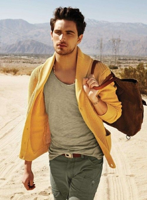 Bright Summer Colors For Men