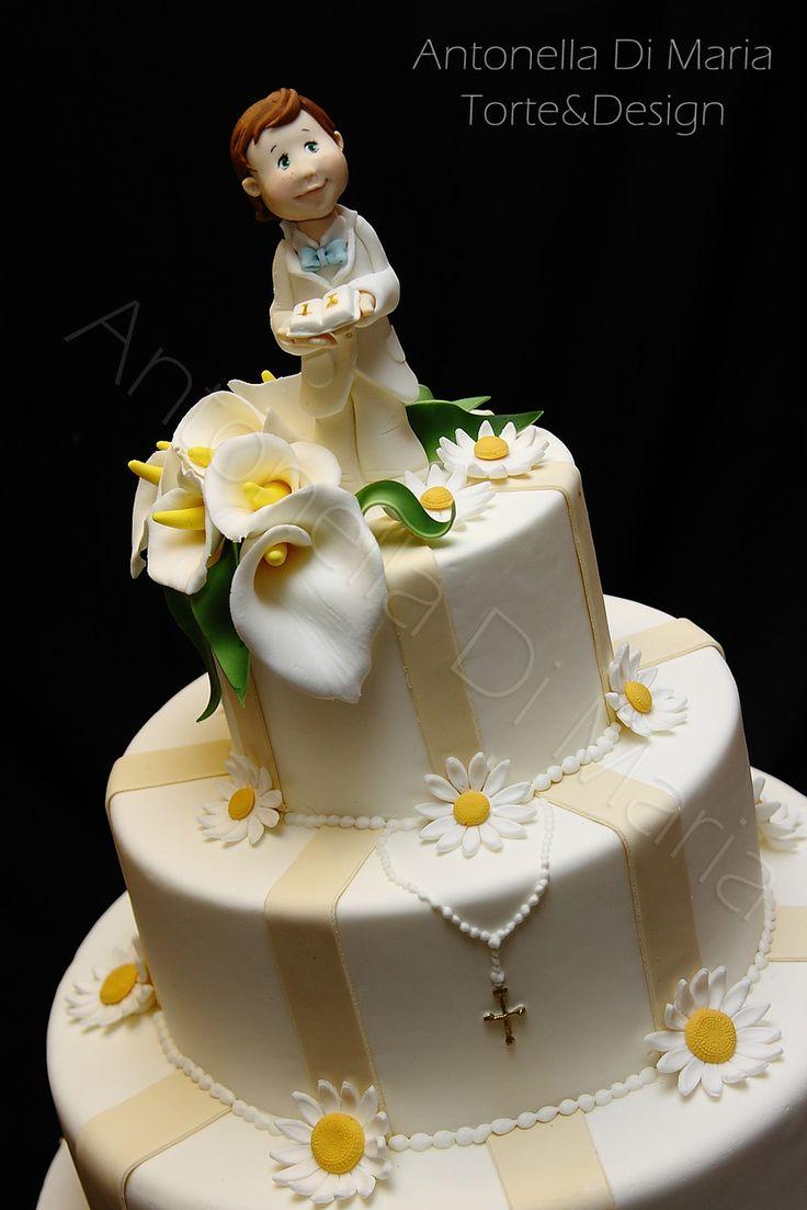 Pričesti i Potvrde - Antonella Di Maria Torte & Design - torta dizajn