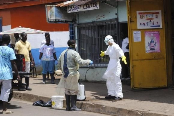 Ebola kills two doctors in Sierra Leone at British Hospital that only treats medical staff!