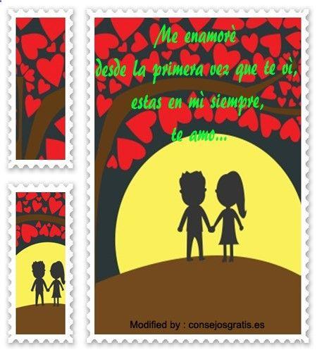 enviar lindos textos con imàgenes de amor para mi enamorada, originales mensajes con imàgenes de amor para mi novia que esta lejos: www.consejosgrati...