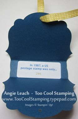 """""""Remember When..."""" High School Reunion Favors - Too Cool Stamping"""