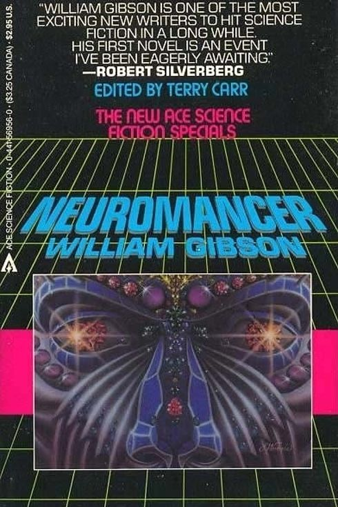 If you loved Ender's Game, you should read William Gibson's Neuromancer. | 22 Books You Should Read Now, Based On Your Childhood Favorites