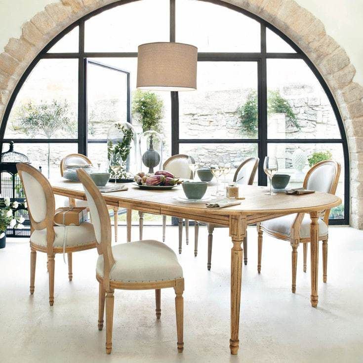 Fabriquer Son Canape Deco Salle A Manger Table Maison Du Monde Et Maison Du Monde