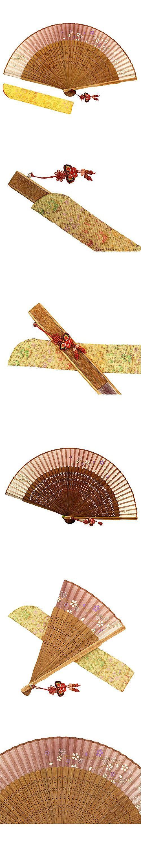 765 best Decorative Folding Fans images on Pinterest | Hand fans ...