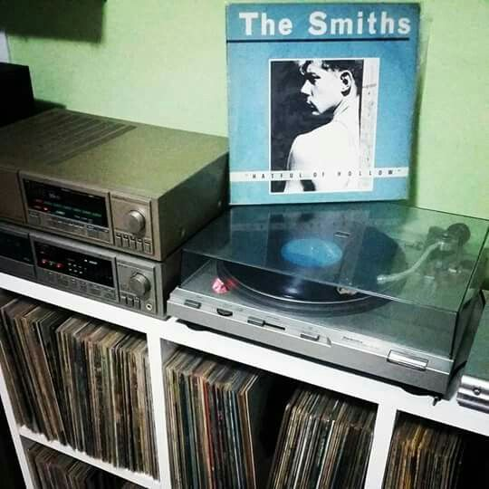 "The Smiths. Hatful of Hollow (1984)  ""...You shut your mouth How can you say I go about things the wrong way? I am human and I need to be loved…"""