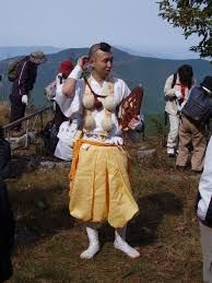 Image result for yamabushi monks