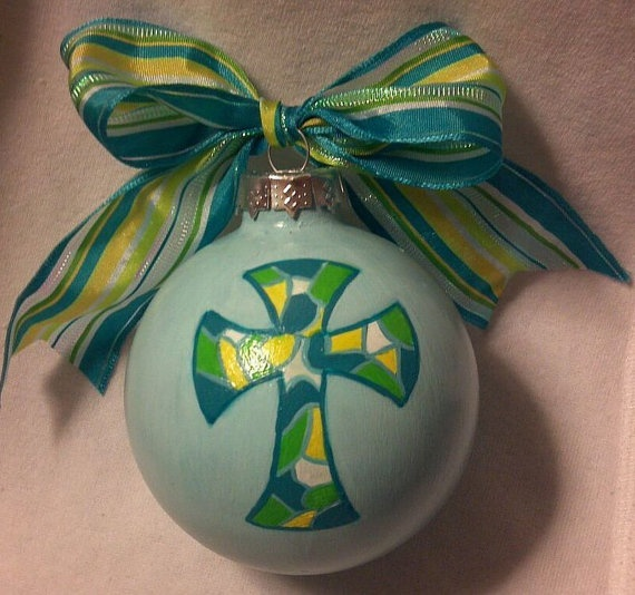 Baptism Ornament Christmas Ornament Personalized Baby: 80 Best Personalized Ornaments Images On Pinterest