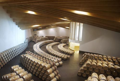 Why Why Wine - Статьи - Спецпроект - WhyWhyWine изучает архитектуру современных виноделен
