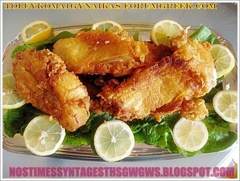 ΜΠΑΚΑΛΙΑΡΟΣ ΤΗΓΑΝΙΤΟΣ ΜΕ ΚΟΥΡΚΟΥΤΙ!!!...by nostimessyntagesthsgwgws.blogspot.com