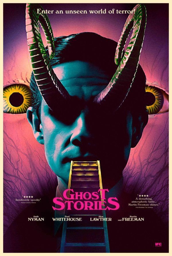Ghost stories / Andy Nyman & Jeremy Dyson - 2018 | movies
