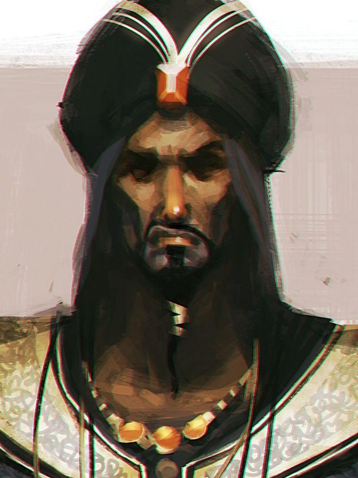 Sketch_Dailies: Jafar, giorgio baroni on ArtStation at https://www.artstation.com/artwork/d0zXA