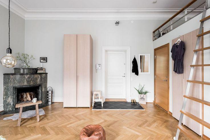 1,5:a Vasastaden, 42 kvm, Karl Gustavsgatan 13 - Lundin Fastighetsbyrå