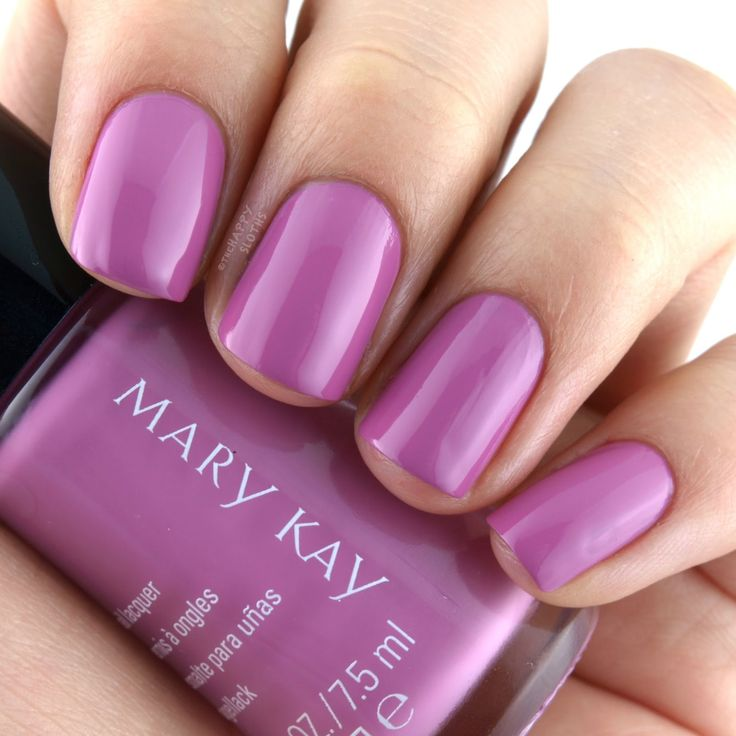 Mary Kay Spring 2017 Light, Reinvented Collection Nail Lacquer: Review and Swatches