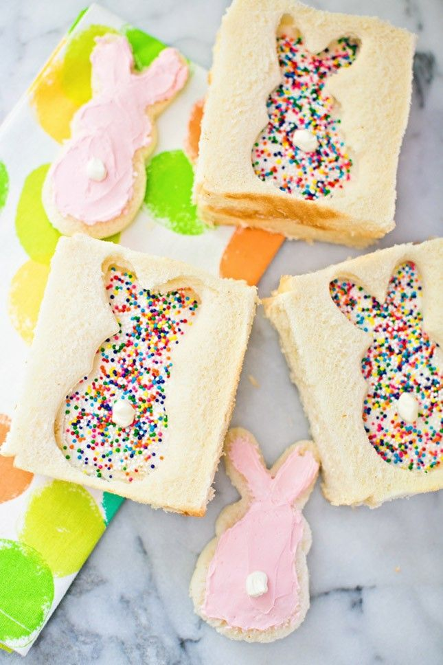 This Fairy Bunny Bread is a must-make for Easter.