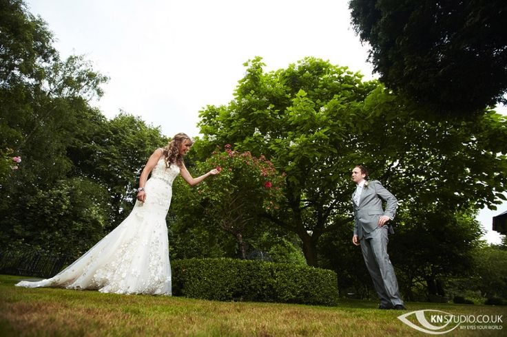 Carolyn & Pauls Wedding at Statham Lodge Hotel photography, photo by http://www.knstudio.co.uk