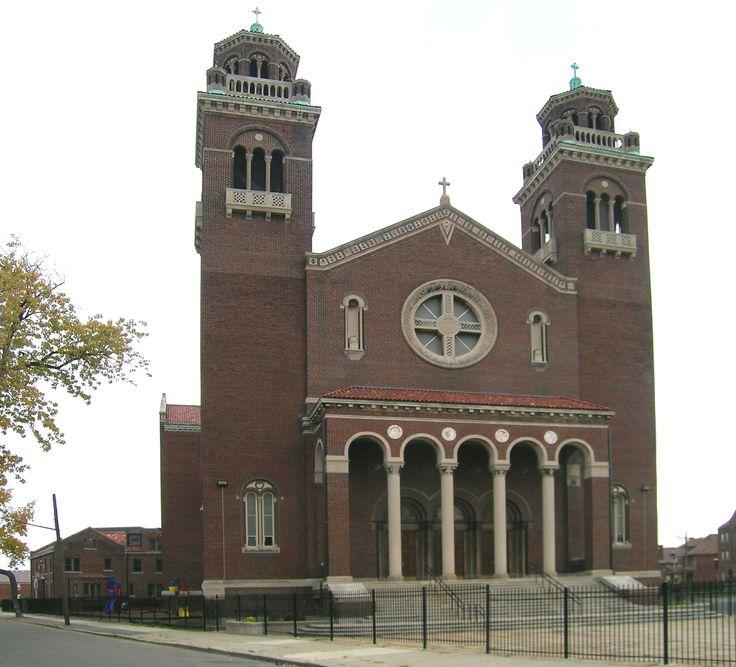 St Theresa Catholic Church | Description St. Theresa of Avila Church Detroit.jpg