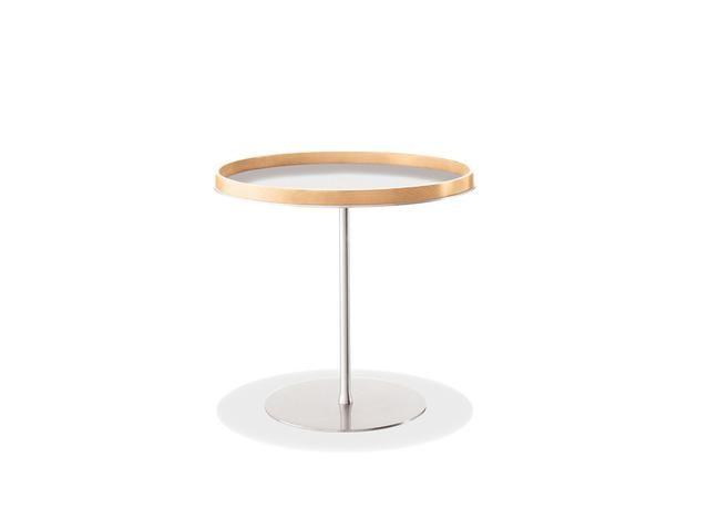 Bernhardt Design MARTINI table designed by Jhane Barnes