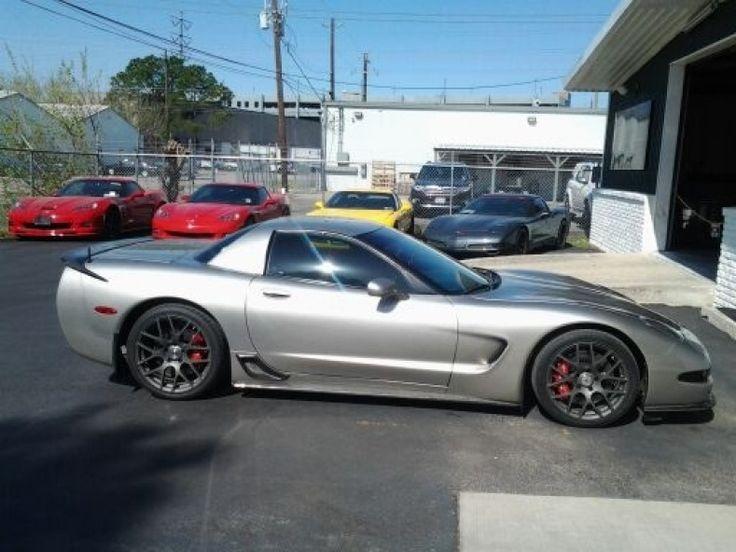 Custom C5 Corvette Wheels