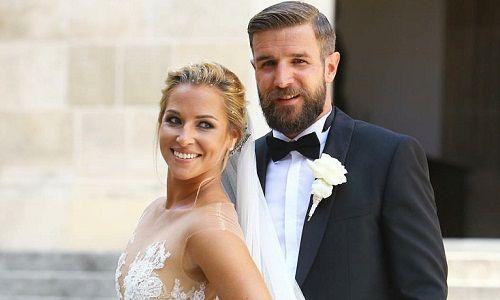 Newly-wed Dominika Cibulkova Postpones Honeymoon Until Tennis Season Ends - http://www.tsmplug.com/tennis/newly-wed-dominika-cibulkova-postpones-honeymoon-until-tennis-season-ends/