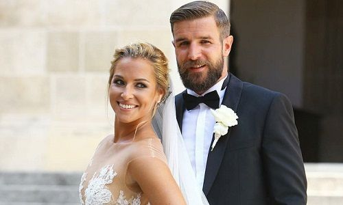 Newly-wed Dominika Cibulkova Postpones Honeymoon Until Tennis Season Ends - http://www.tsmplug.com/tennis/newly-wed-dominika-cibulkova-postpones-honeymoon-until-tennis-season-ends/