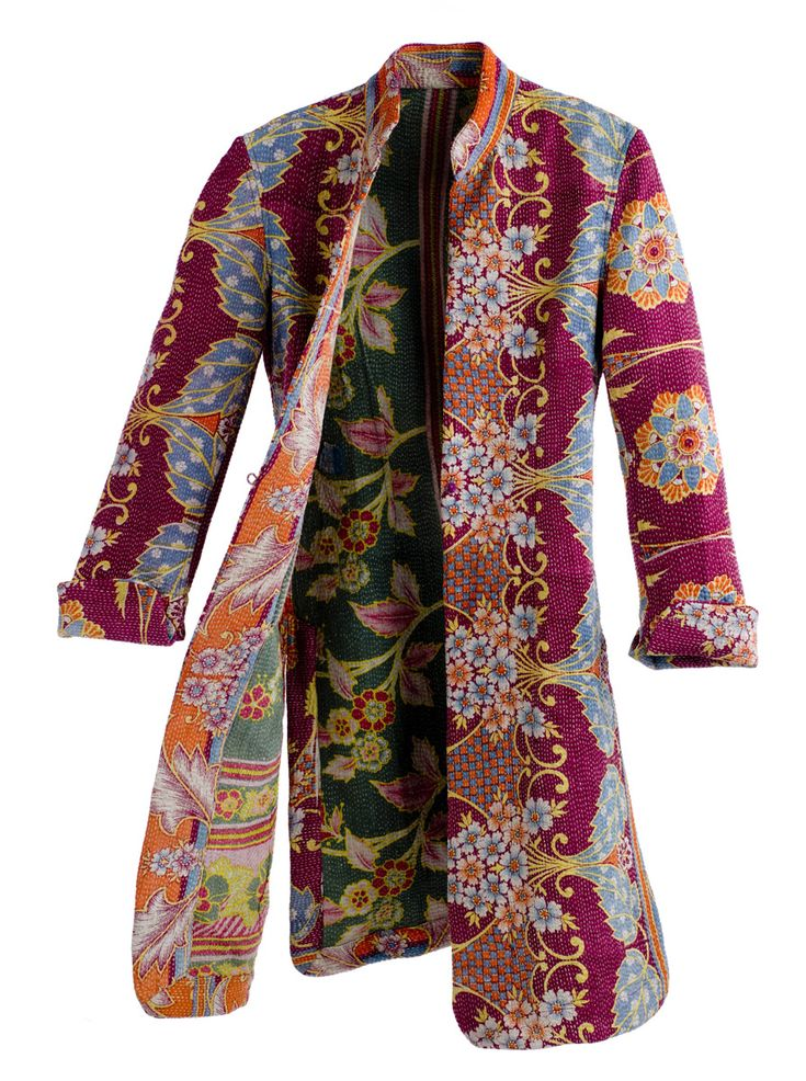 Batik idea: turning vintage dowry goods into fashion - joannajohn collection-xx tracy porter- poetic wanderlust