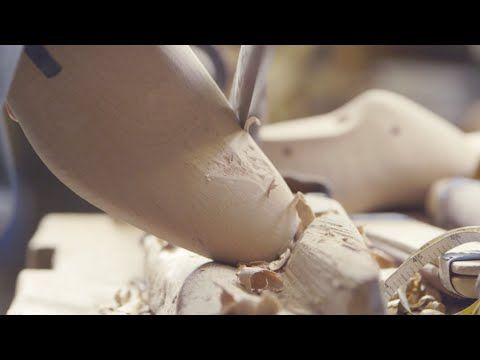 Great #video of a true #craftsman Cobbler building a pair of Artisan Shoes | Make: