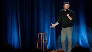 The Confidence and Insecurity of Standup with Brent Morin - Splitsider