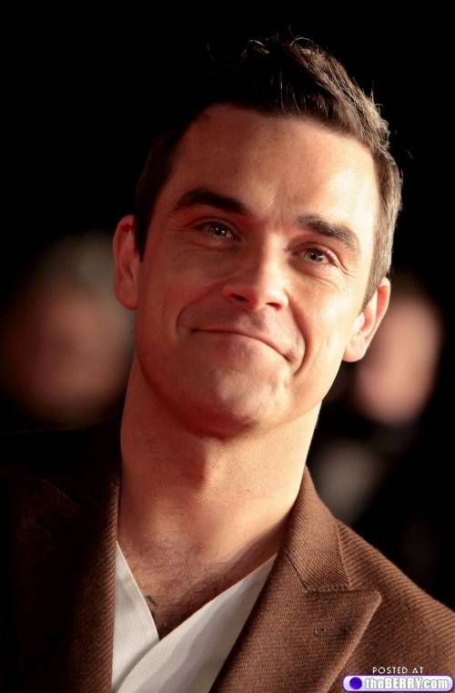 Robbie Williams (:
