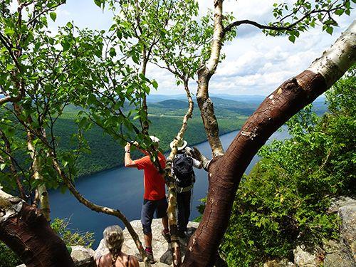 Mont Pisgah (Vt) au mois de juin Crédit photo : MG Guiomar