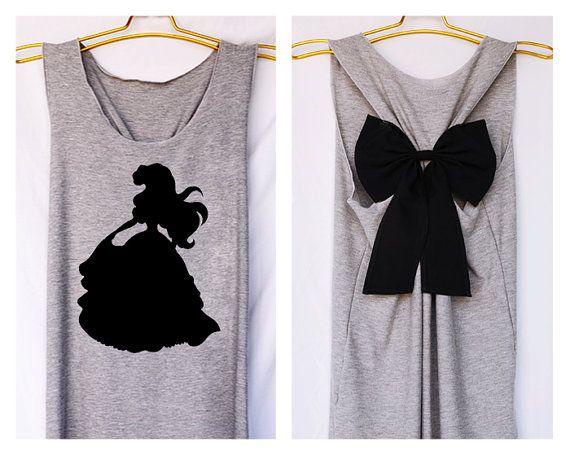 Réservoir de prime avec Bow top visiter ma boutique pour plus de modèles : http://etsy.com/shop/dollysbow ** Veuillez sélectionner couleur et taille du