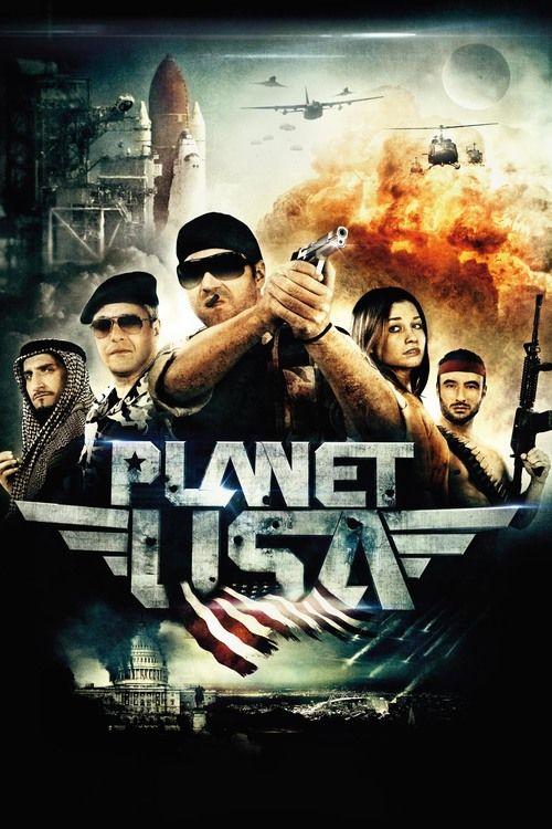 Watch Planet USA Full Movie Online