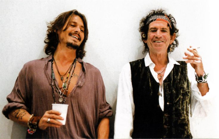 Imagine the conversations to be had...But, Movietv Actor, Johnny Deppxoxoxoxo, Keith Richards, Rolls Stones, Johnnydepp Keithrichard, Johhny Depp, Campbell'S Loft, People