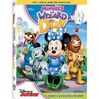 Mickey Mouse Club House: Minnie's The Wizard of Dizz 1-Disc DVD (Includes Mobile App Download)