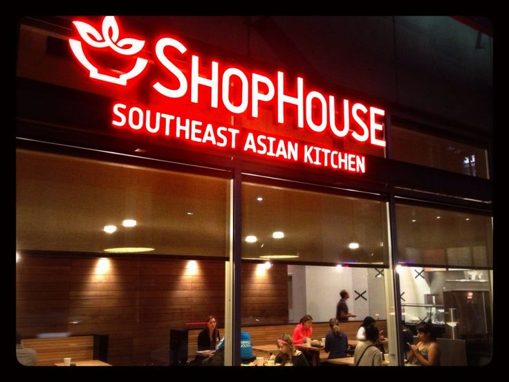 ShopHouse Southeast Asian Kitchen In Los Angeles, CA Is A Dedicated Gluten  And Dairy Free