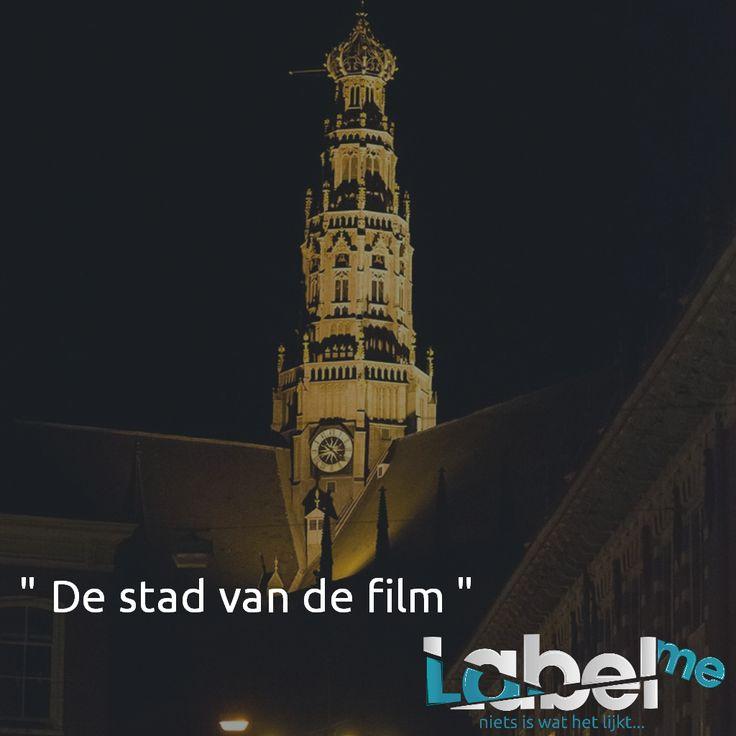 De stad van de film! #LabelMeFilm #behind_the_scenes MEER_ZIEN? #LMF
