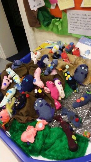Bog Babies by Year 1