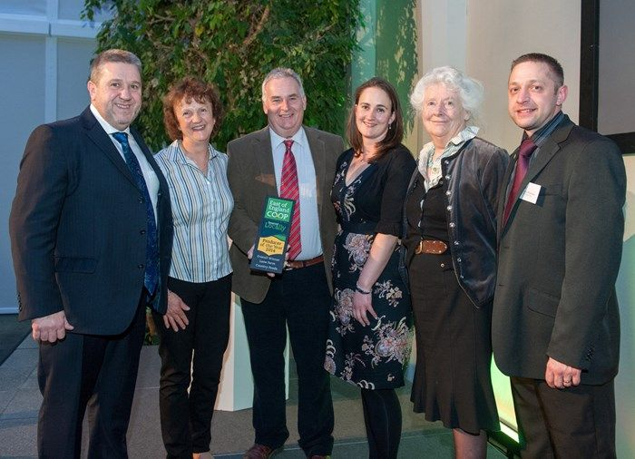 Lane Farm Country Foods bring home the bacon at the Producer of the Year Awards 2014