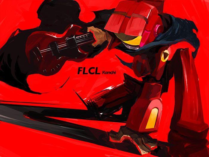ギターロボットフリクリ