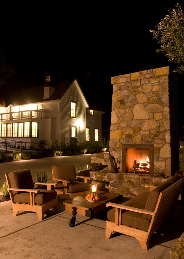 Image result for farmstead restaurant, fireplace