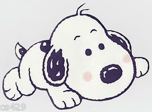 Baby Snoopy