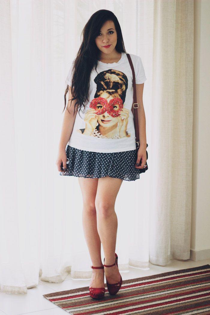 25+ melhores ideias de Blusa De Bolinhas no Pinterest ...