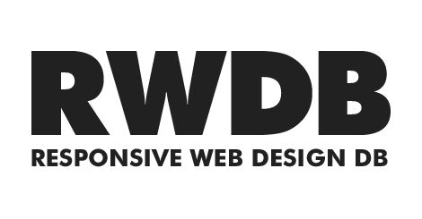 RWDB Responsive Web Design dB Web awards, 우수 하이브리드웹·반응형웹 모음 사이트