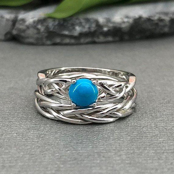 celtic moonstone engagement rings - 570×570