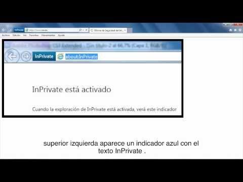 Cómo usar la navegación privada en Google Chrome, Internet Explorer y Mozilla Firefox - http://piensoluegoclico.com/es/actualidad/blog/2013/08/23/si-acepto-recibir-correo-basura-en-mi-buzon