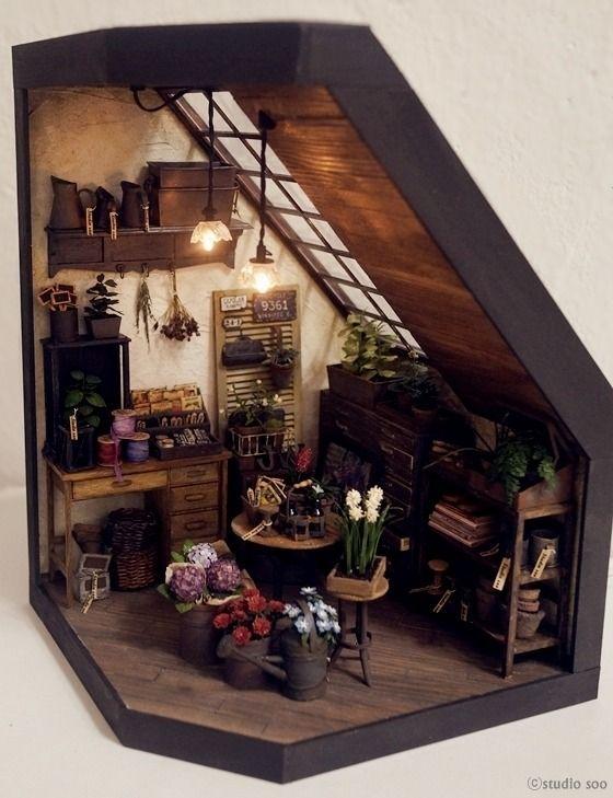 Studio Soo :: Flower shop.