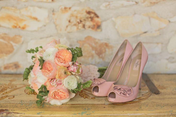 Hochzeitfeiern in Pfirsich & Koralle - brautherz.de Hochzeitsblog