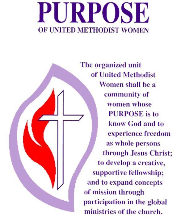 The United Methodist Women!