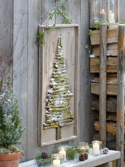 Bekijk de foto van jolanda.bekker met als titel restjes van takken vastgespijkerd en buiten ophangen zo mooi en maar wachten op sneeuw  en andere inspirerende plaatjes op Welke.nl.